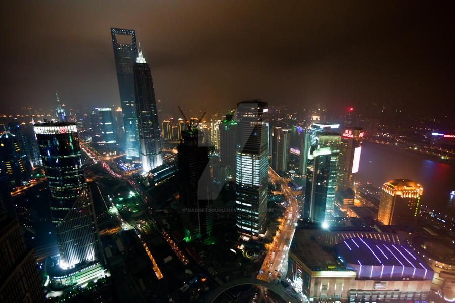 Shanghai by gadgetsguru