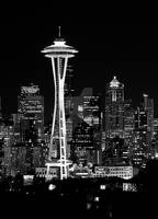 Space Needle by gadgetsguru