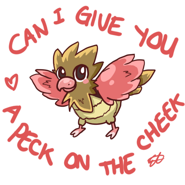 [Mini-jeu] À la chasse aux images! 021__spearow_by_moo_feeler-d5juydr