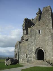Rock of Cashel Stock by throw-elijah