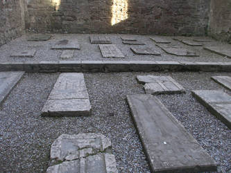 Rock of Cashel 3 by throw-elijah