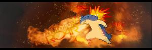 Typhlosion Roar by Kashilicious