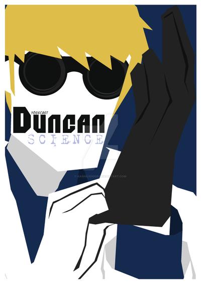 Yogscast - Duncan by Kashilicious