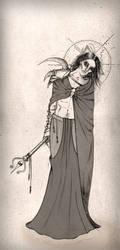 The Necromancer by Eltzero
