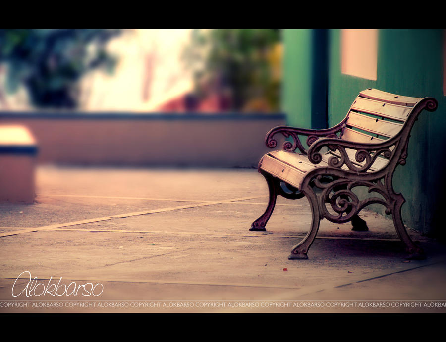 Emptiness by alokbarso