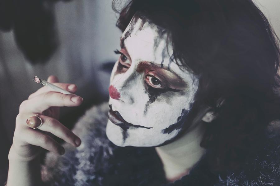 Sad Clown by ElsaDinletir on DeviantArt