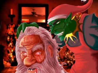 happy holidays by noctetenebres