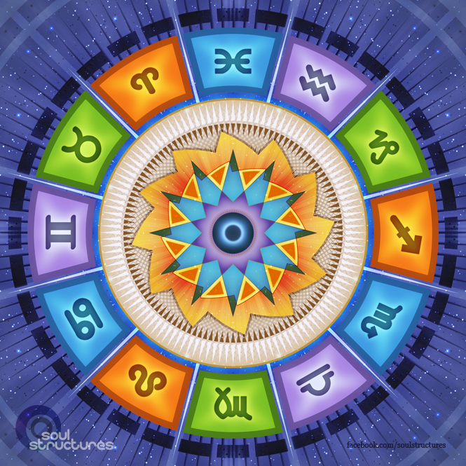 Astrodala - Zodiak Reflections by soulstructures
