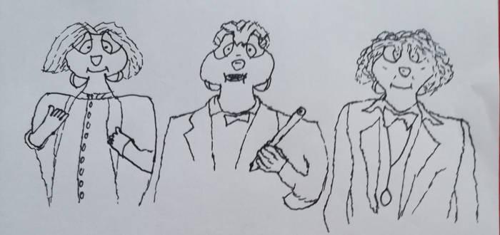 The Three Meerkat Doctors Outline