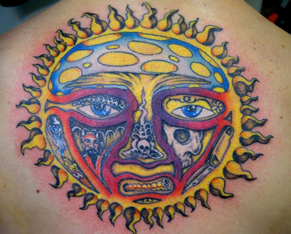 Santeria Tattoos Designs
