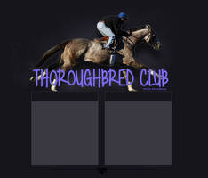Horseland Thoroughbred Club Layout