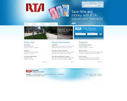 Cleveland RTA Website by Poolpimp