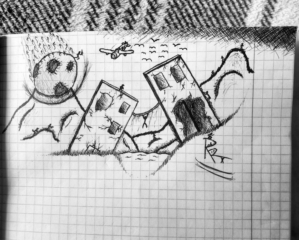 Apocaliptic mess by StoneWP