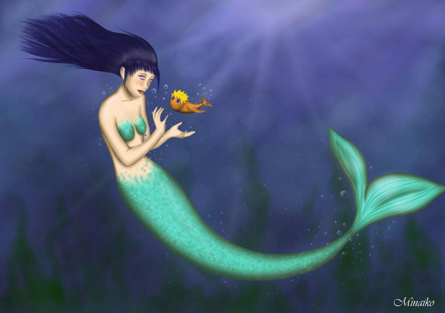 Hinata Mermaid by Becci888