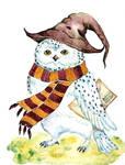 owl Hedwig