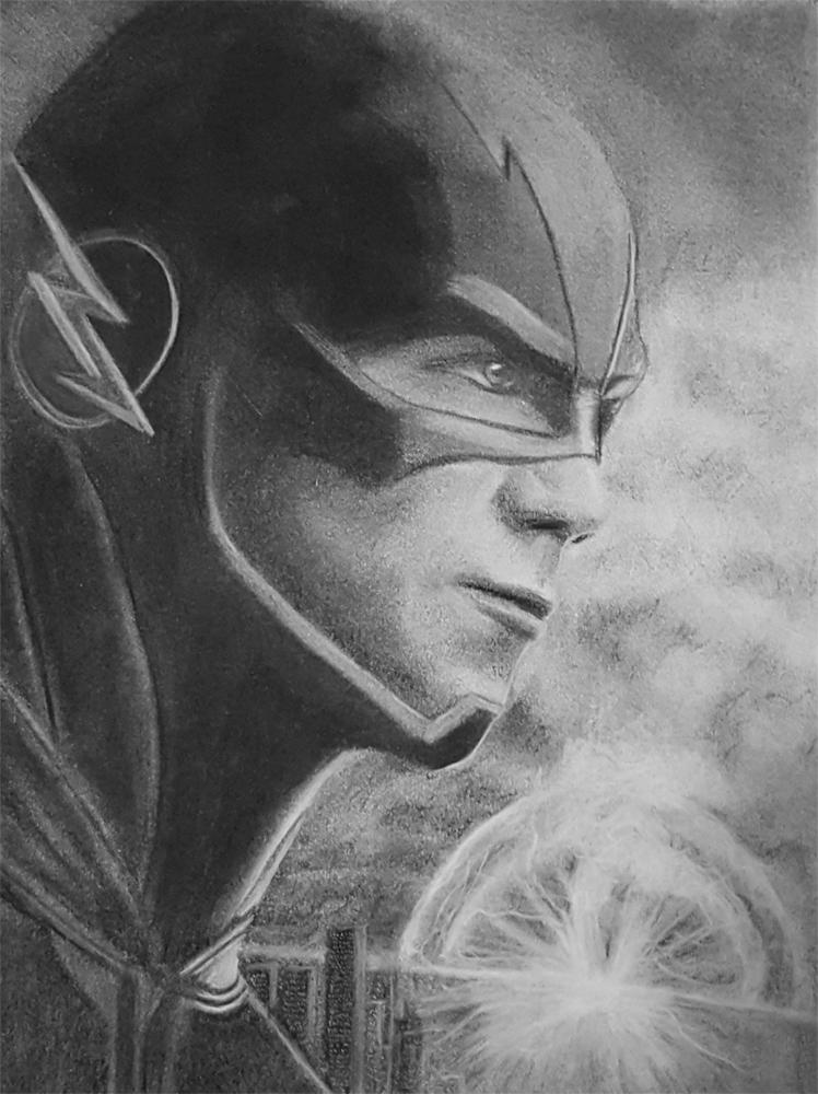 The Flash - Barry Allen by Darkangel66a