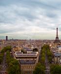 Paris Skyscape