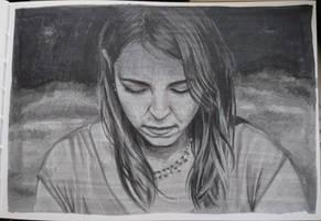 autoportrait  by missr00t