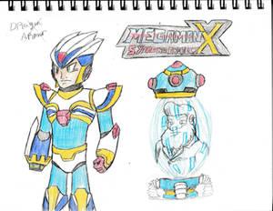 Dragon Armor- Megaman X Synchro Project