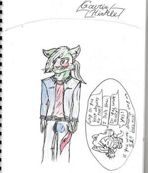 Andrew The Cat