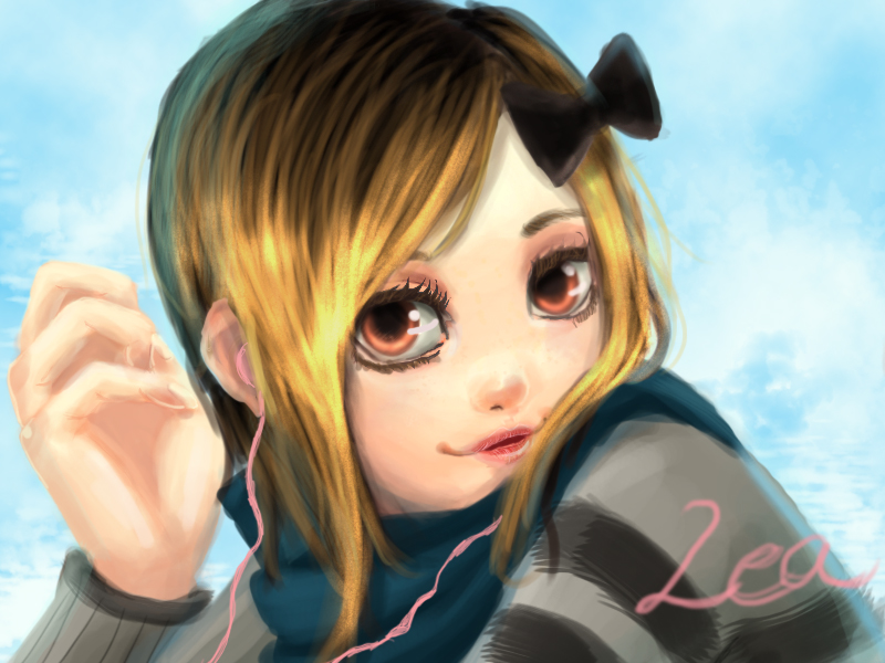 .:Commission:. Lea by SecretsOfAngels