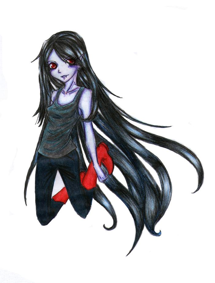 Marceline by meiko-taka