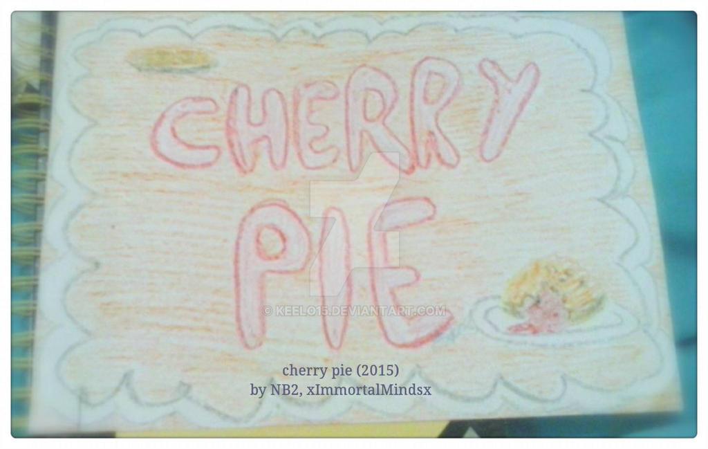 cherry pie, 2015