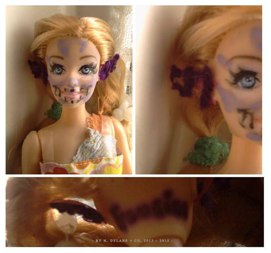 Doll Faces: Cheshire