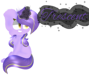 Trescent by CookieSmolBean