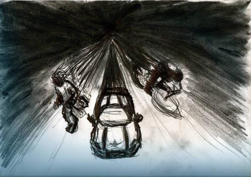 speeding, spreading-darkness