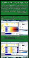 Ultra Fractal Coloring Guide
