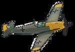 Konrad's Messerschmitt  Me 109