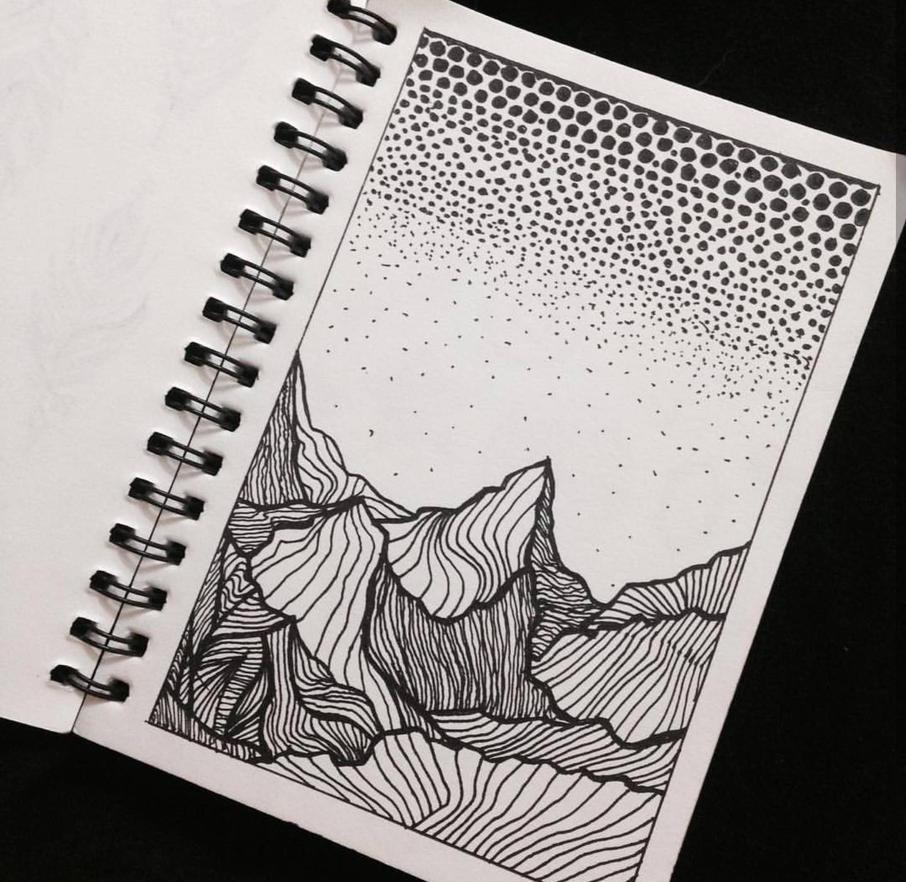 design rock by komalsihani