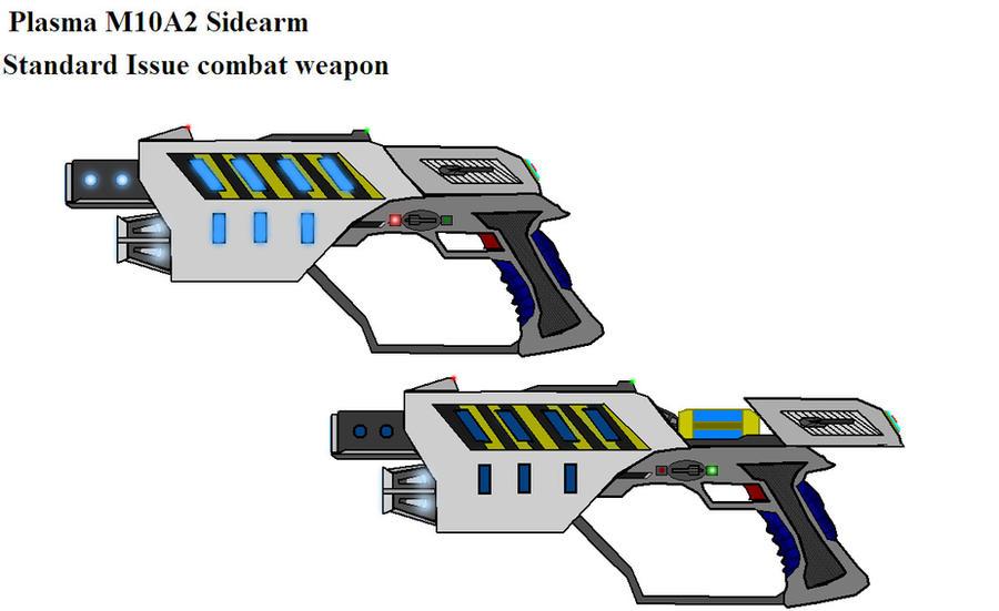 Plasma M10A1 Pistol by Marksman104