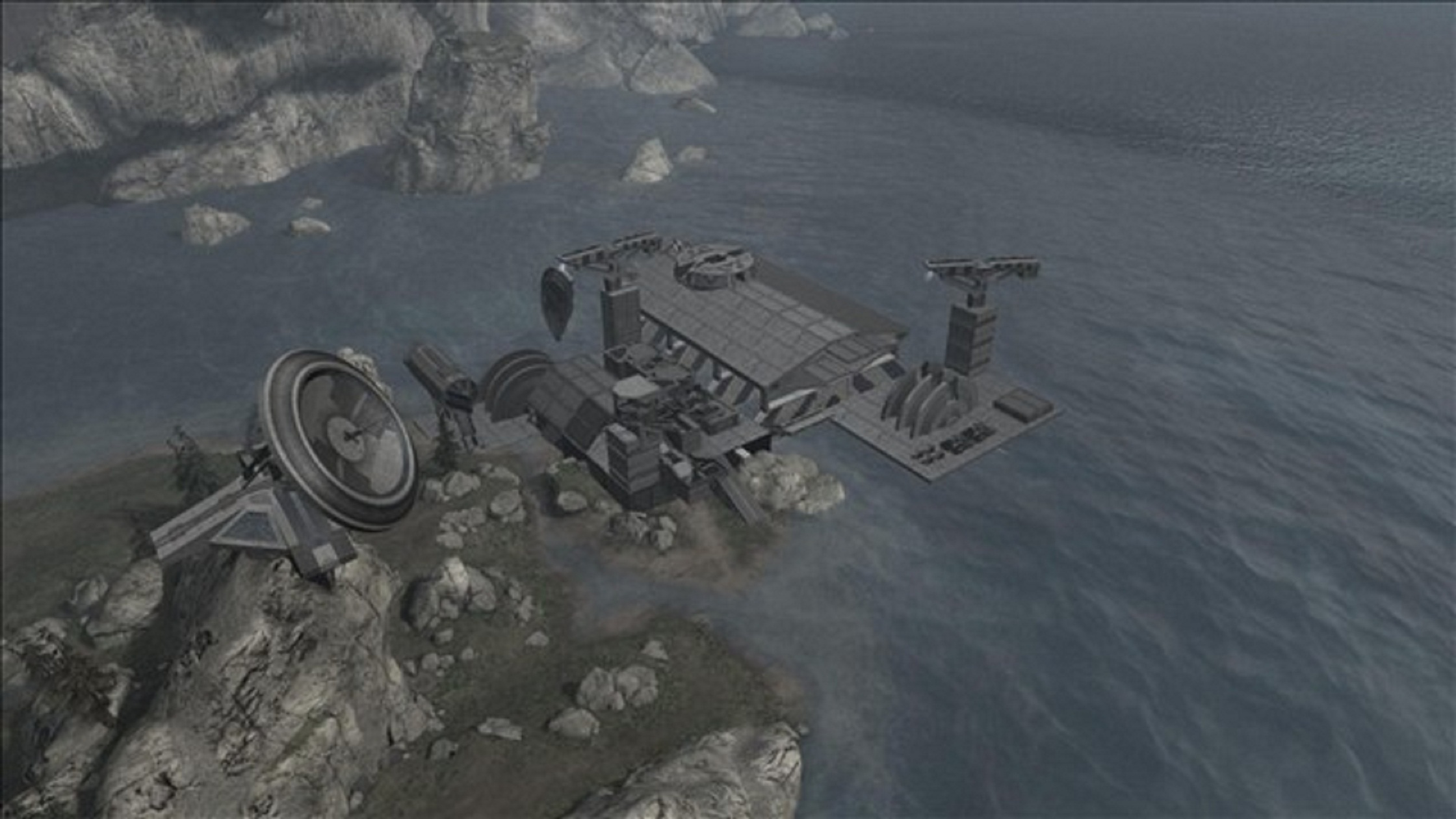 Thelran Ship Yard by Marksman104