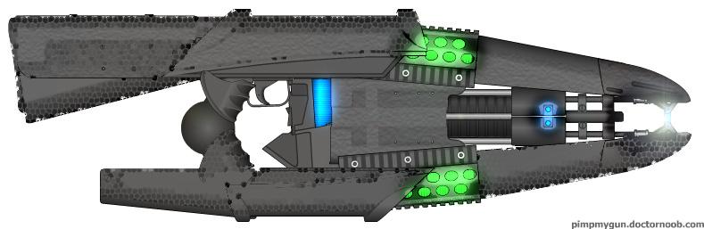 T85 Plasma Rifle by Marksman104