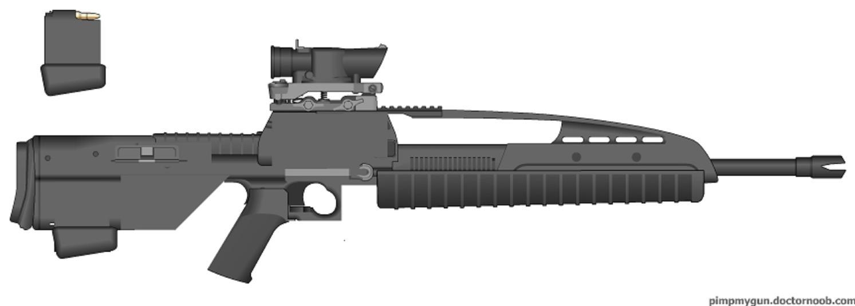 Random PMG gun by Marksman104