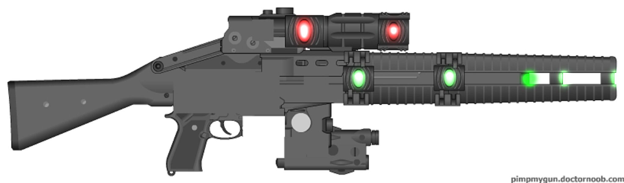 X400M Plasma Rifle by Marksman104