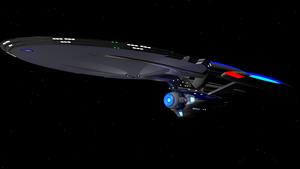 USS Ardrian NCC-19885 by Marksman104
