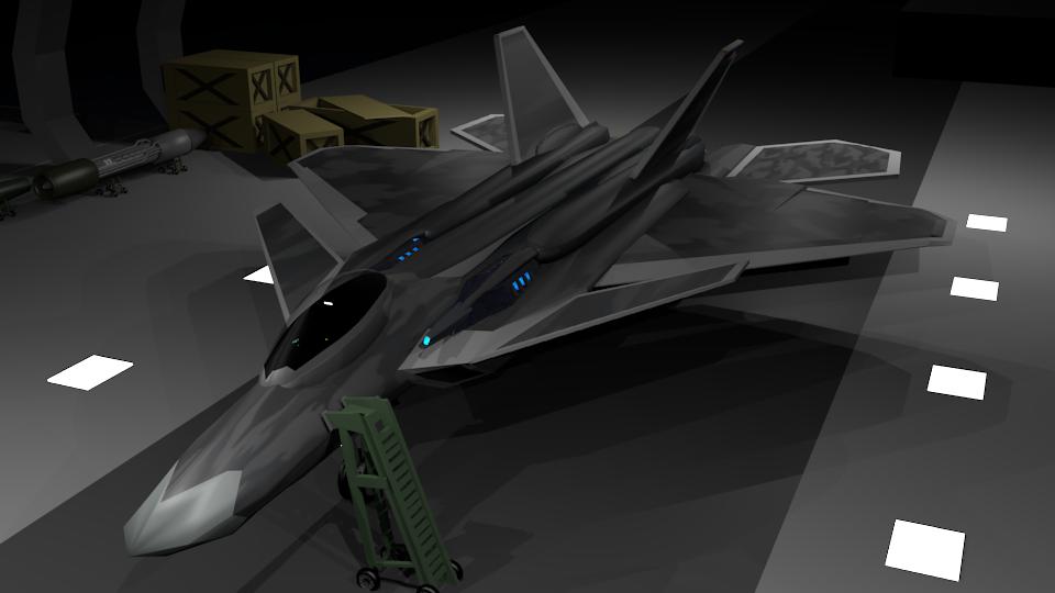 F47C Raptor Elite  by Marksman104