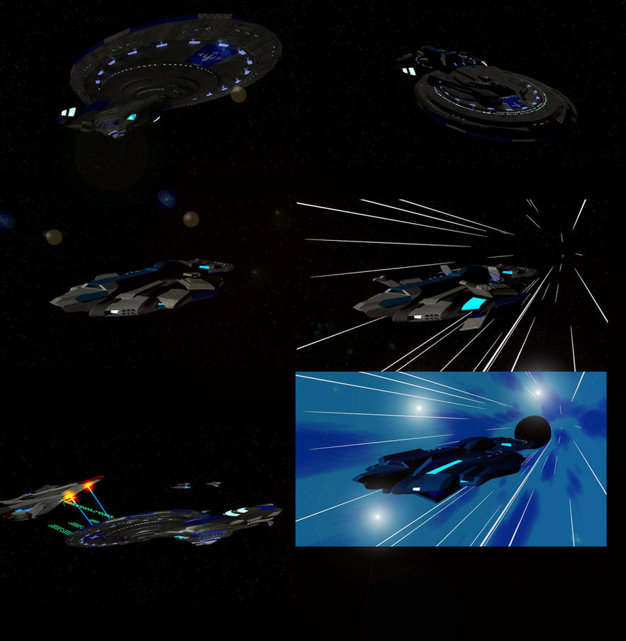 Soverlyn Class different angles by Marksman104