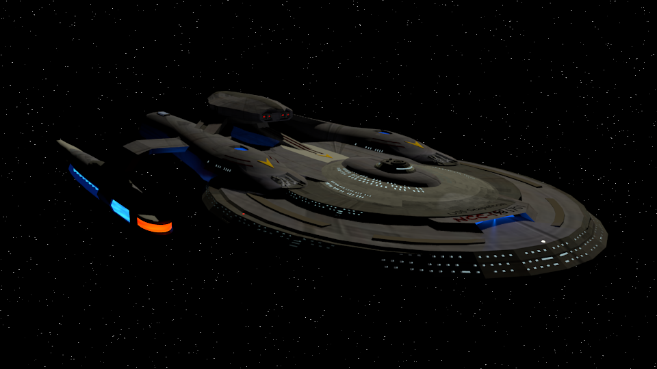 Tagert Class Destroyer by Marksman104