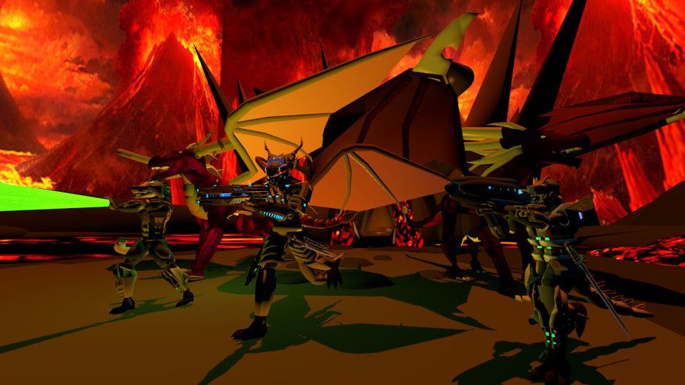 Battle in Hell by Marksman104
