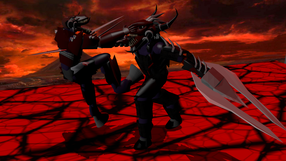 Demon Warrior Dulkratus by Marksman104