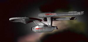 Not JJ's Enterprise - Hopefully finished