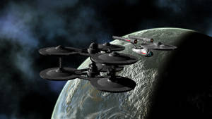 Kitbash Galore - Starbase Constitution 2.0