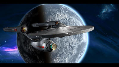 Enterprise wallpaper