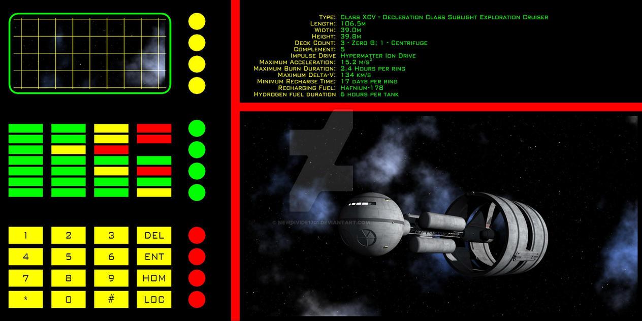 Technical Readout - XCV Redux by NewDivide1701 on DeviantArt
