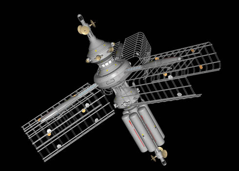 Starbase Cornwell - WIP 02