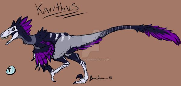 Karrthus ref by RexT-Rex